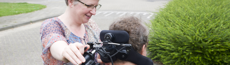 Ergotherapeut Lisette van der Sande